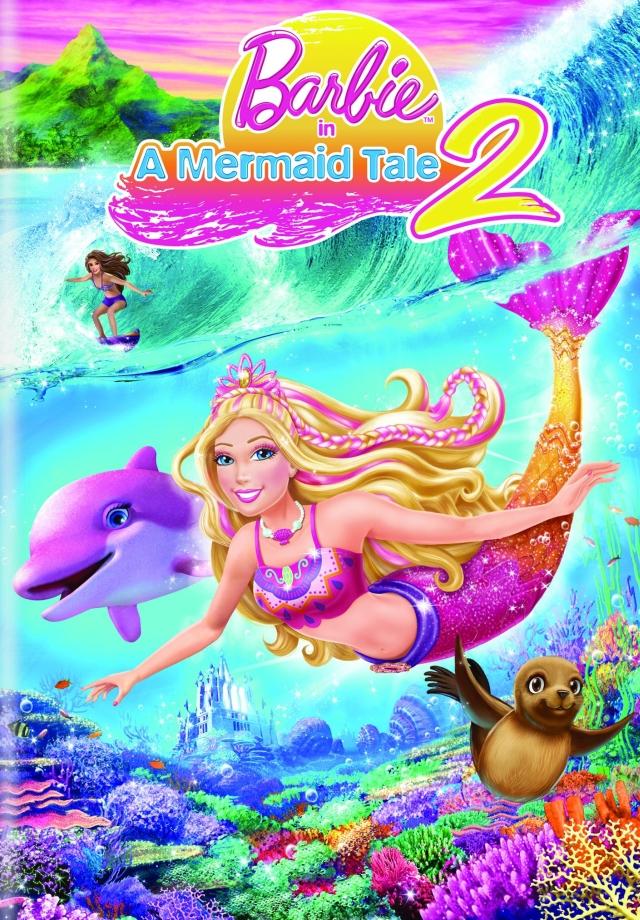 Barbie In A Mermaid Tale 2 บาร์บี้ เงือกน้อยผู้น่ารัก 2