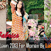 Komal Summer Lawn 2013 For Women By Lakhany Silk Mills | Printed Lawn Suits For Summer