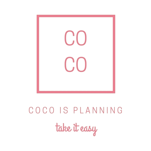 Coco is planning