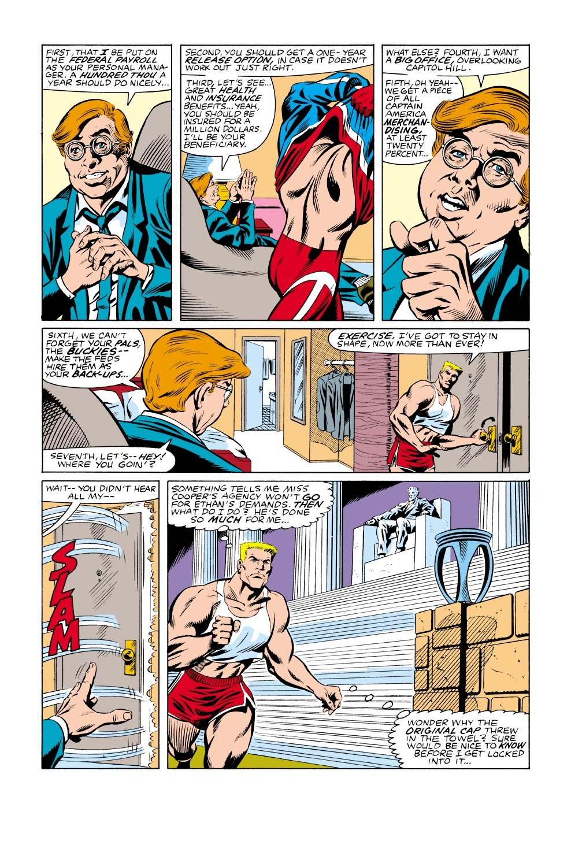 Captain America (1968) Issue #333 #262 - English 12