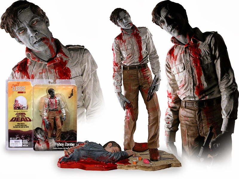 Stephen - Dawn of the Dead (action figure by Neca)