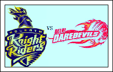 (7th-May-12) IPL-5 - Delhi Daredevils vs Kolkata Knight Riders (49th Match Highlights)