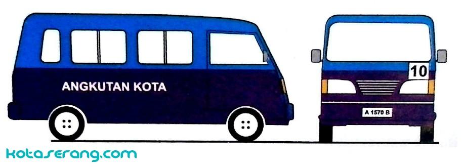 Gambar Angkutan Umum No.10
