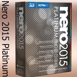Nero 2015 Platinum Serial Number Crack Keygen Free Download