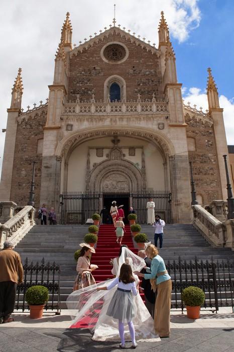 7 iglesias para casarse en madrid madridbloguea - Casarse rapido en madrid ...