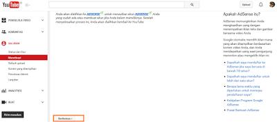 monetise setting youtube3