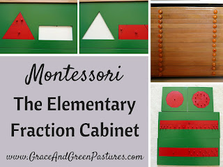 The Elementary Fraction Cabinet
