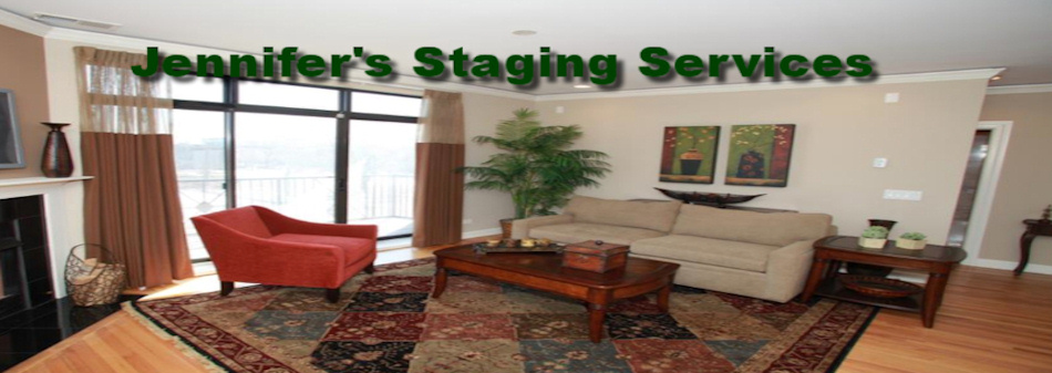 Jennifer's Home Staging Services