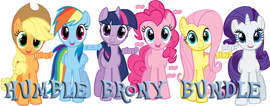 The Humble Brony Bundle