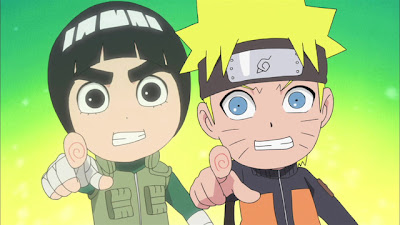 Naruto SD: Rock Lee no Seishun Full-power Ninden 23 Sub Español Online