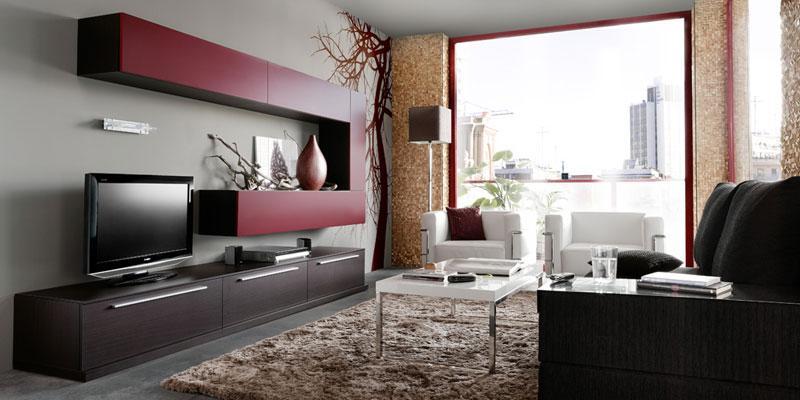 Consejos para decorar nuestro primer salon muebles for Muebles quivir en sevilla