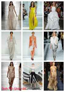 See the gorgeous designs and best collections from the runways of NY Fashion Week Spring 2015!