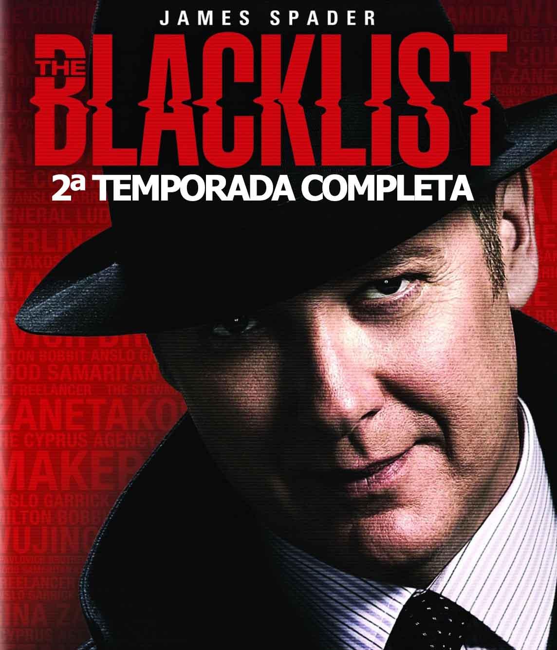 The Blacklist 2ª Temporada Torrent - BluRay 720p Dual Áudio