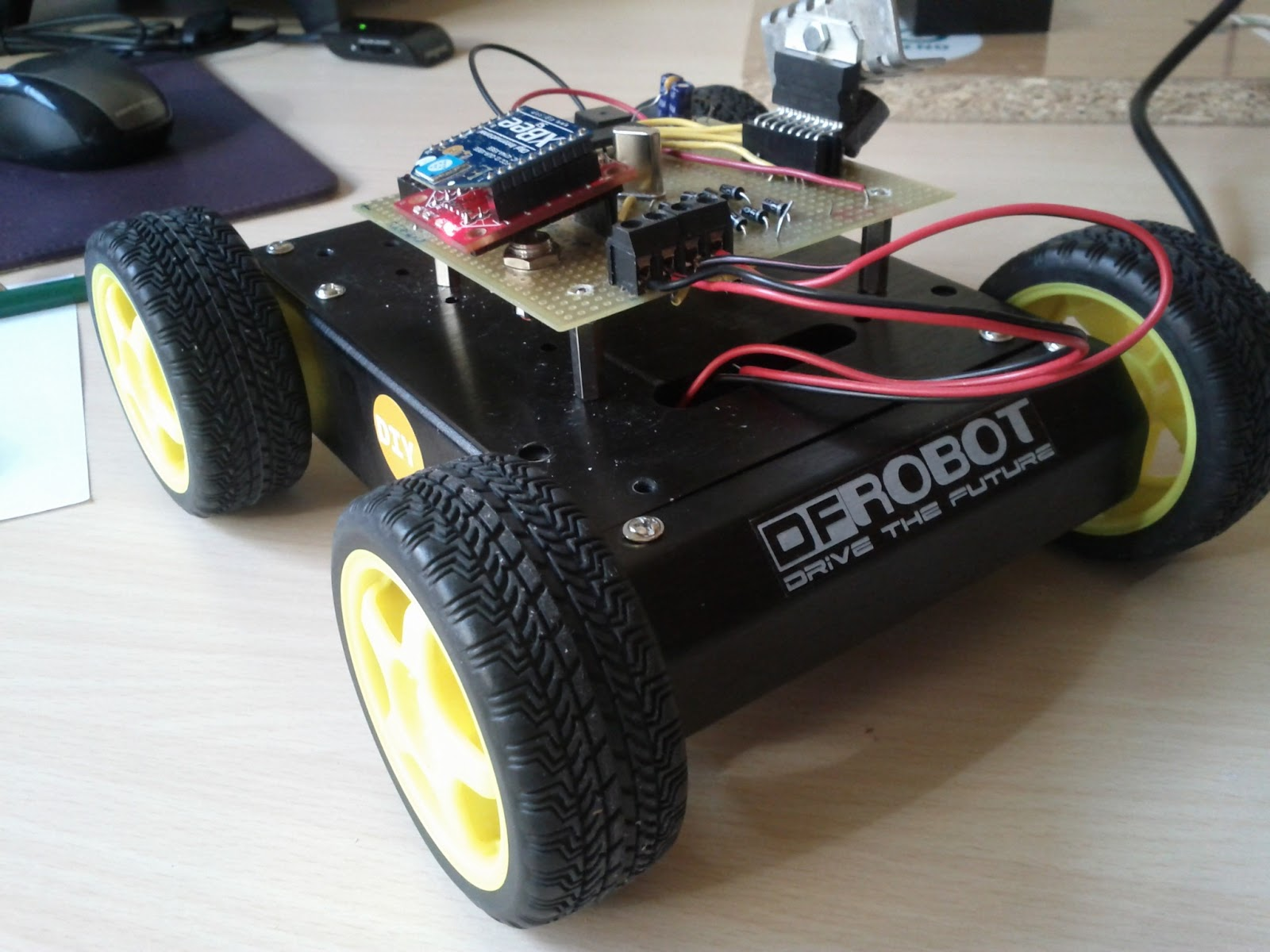 Learning purposeful science arduino rc car using l and