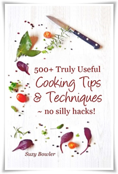 Seriously Useful Cooking Tips