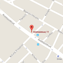 Βρείτε μας στο Χάρτη της Google