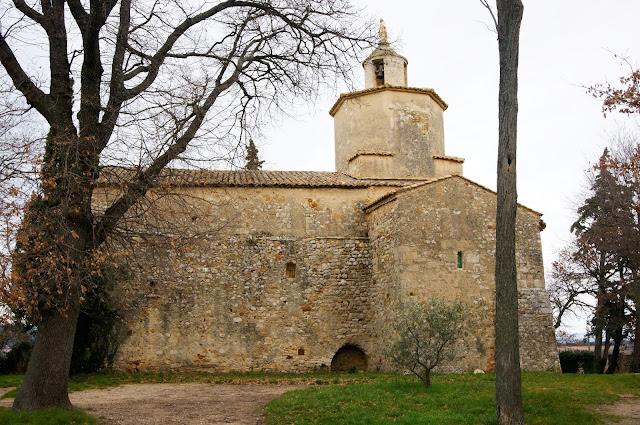 Ermitage de Saint Mayran sud