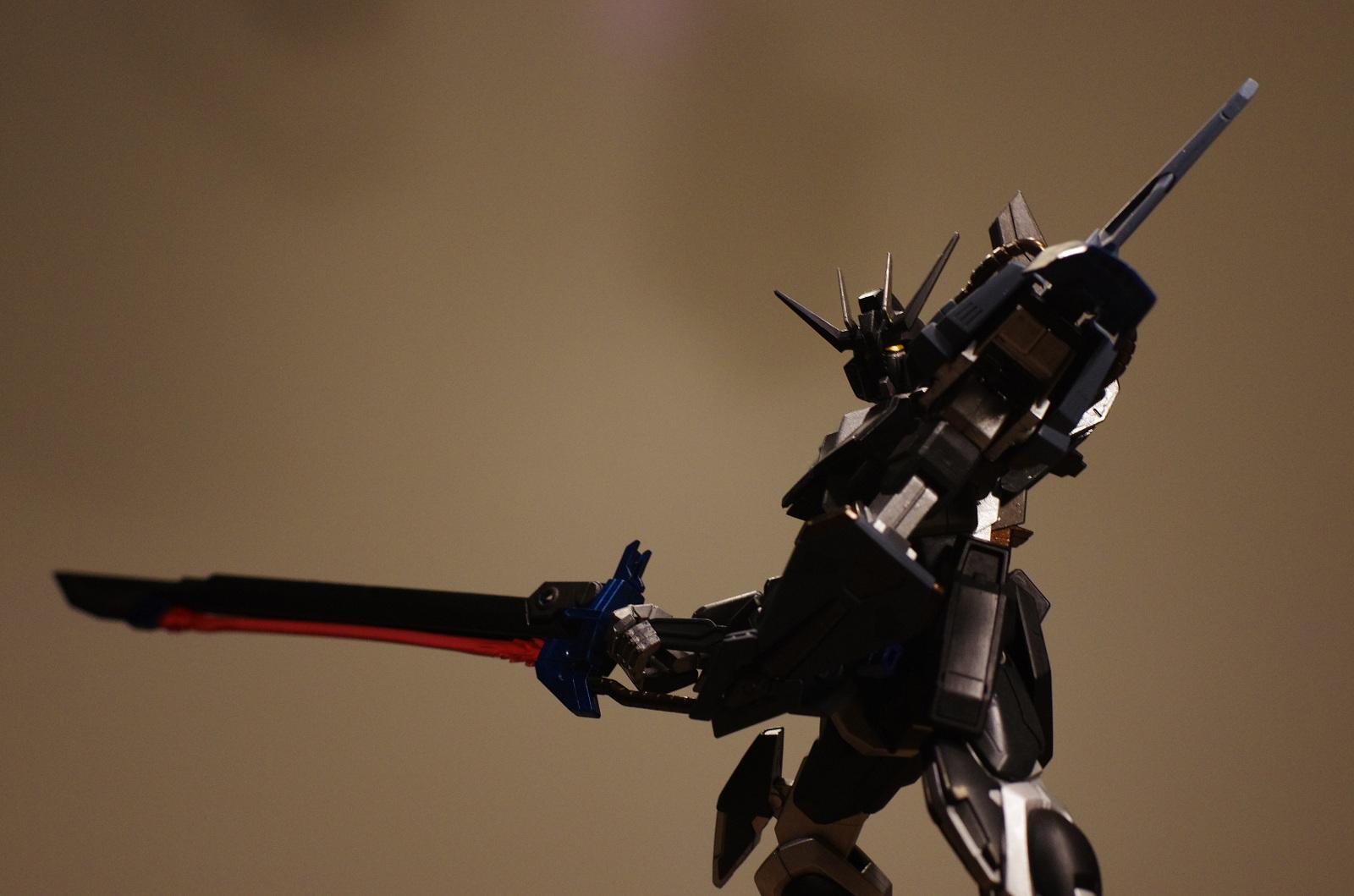 K5模型攝影分享: Launcher/Sword Strike Gundam: Countach