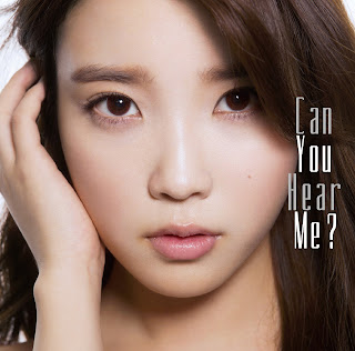 IU Can You Hear Me cover pics