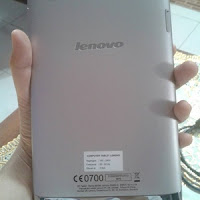 Spesifikasi Tablet Lenovo S5000