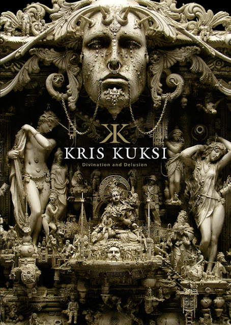 Kris Kuksi art book, Divination & Delusion