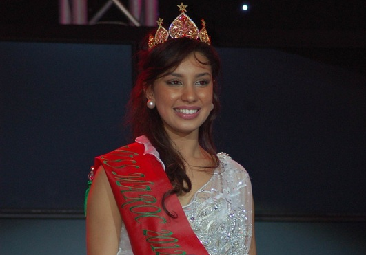 miss morocco maroc 2012 winner sara moatamid