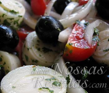 receita de salada simples e deliciosa
