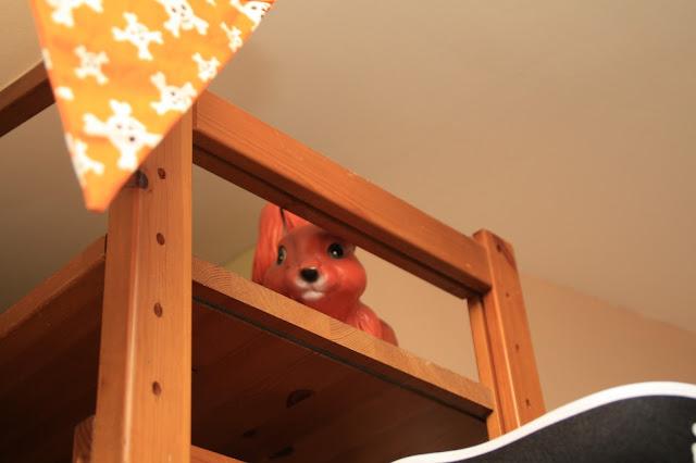 veilleuse écureuil