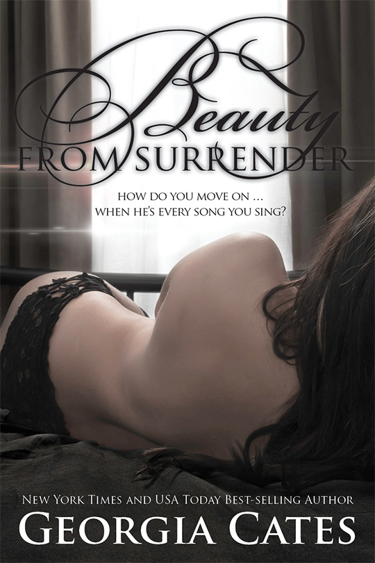 GIVEAWAY and EXCERPT: Beauty from Surrender by Georgia Cates
