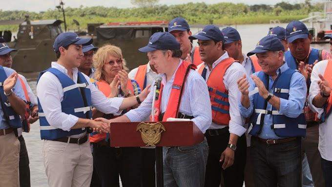 Por tercera vez: Presidente Juan Manuel Santos estará en García Rovira