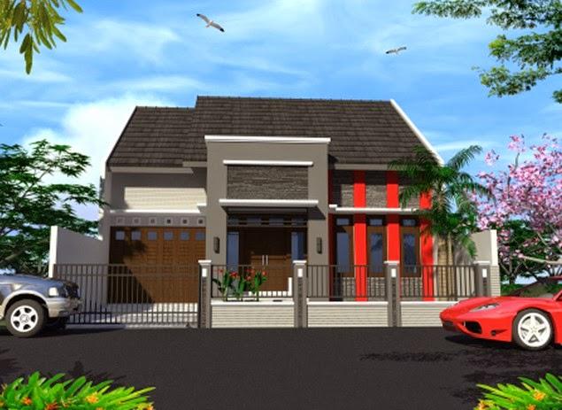 gambar rumah mewah