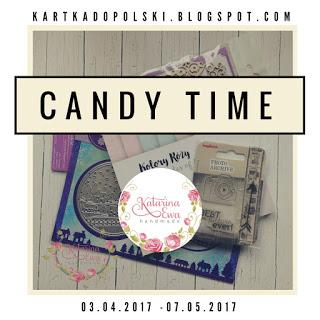 Candy w Kartka do Polski