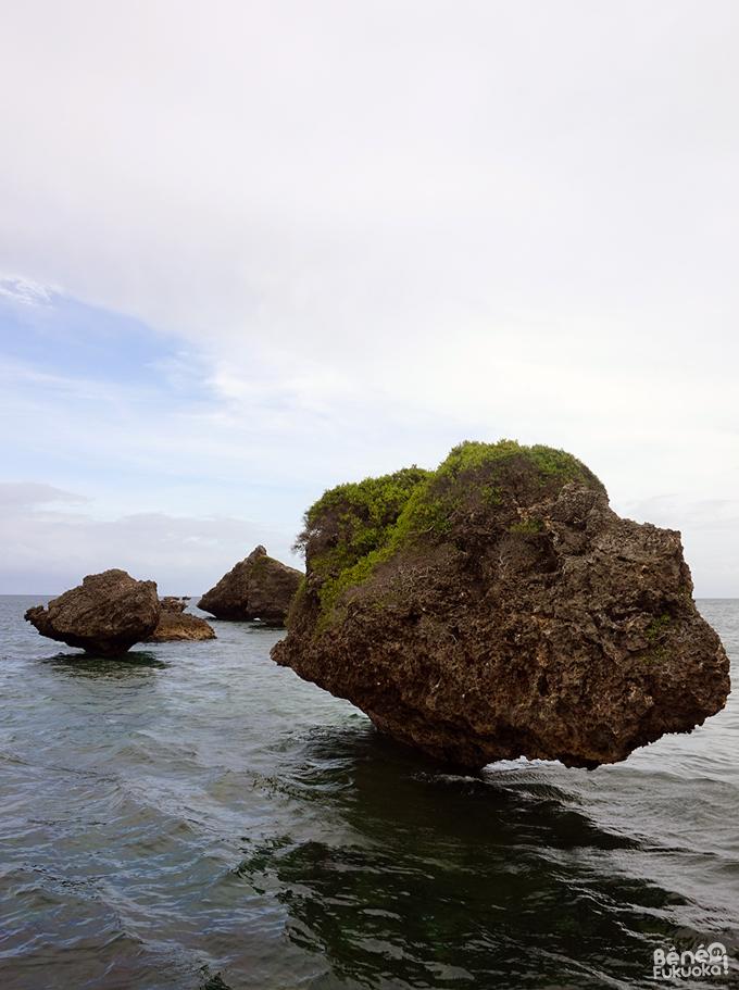 Rochers d'Ôgamijima
