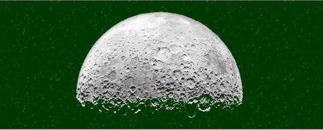 ¿Es la Luna una Creación Inteligente?