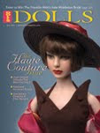 My Dolls in print-DOLLS July 2011