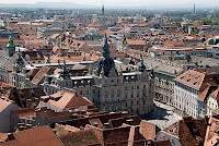 City of Graz in Austria