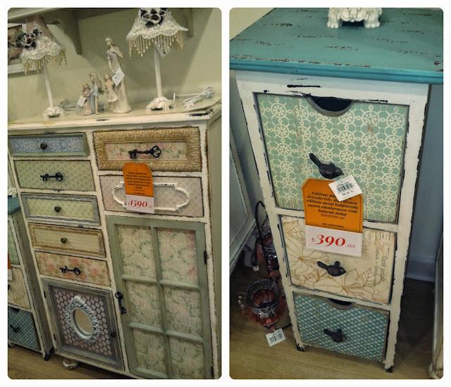 Biev Vİntage Şifonyer, Biev Vintage Çekmeceli Dolap, Carrefour Maltepe Park