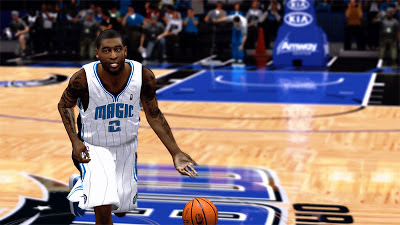 NBA 2K13 Kyle O'Quinn Player Update