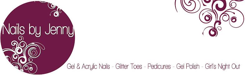 Nails by Jenny: Update! {St. George, Utah Gel Nails}