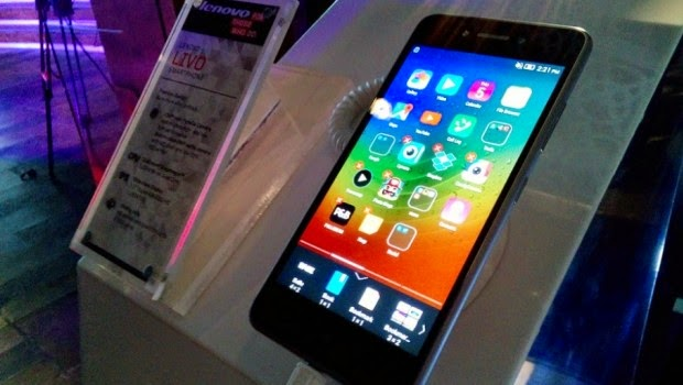 Harga Lenovo LIVO, Smartphone 64-bit Terbaru Dari Lenovo
