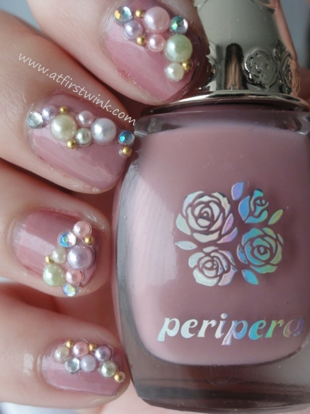 Peripera nail polish PK022