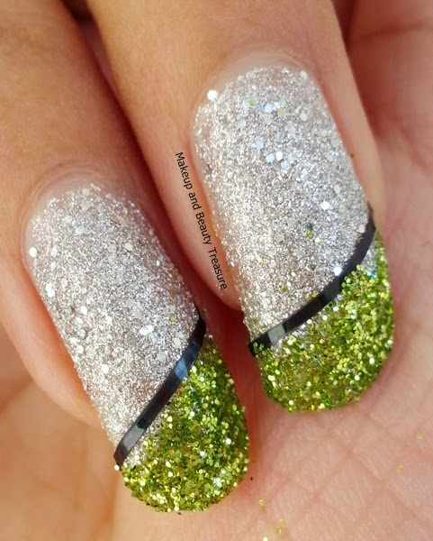 Loose-Glitter-Nail-Art-How-To