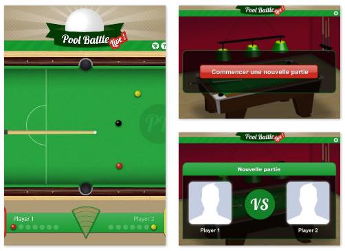 FB Game : Pool Battle Live