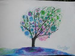 Estudo de cores
