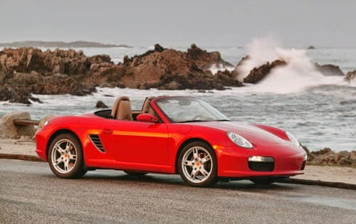 Mercedes Boxster