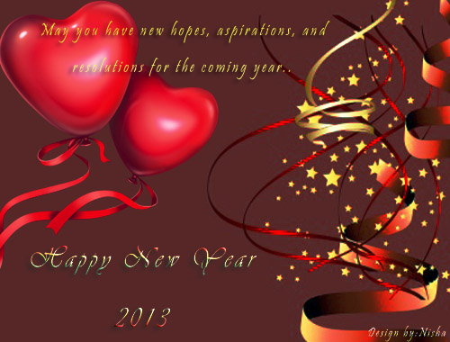 Love greetings, creative arts, Emotional greetings: 2012