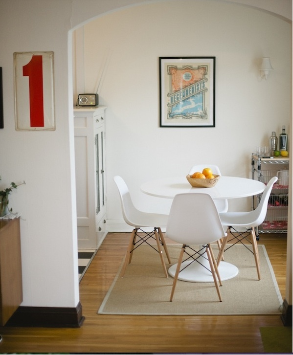 Kitchen Table On Rug: Robin M Anderson: Do Or Don't? Rug Under The Dining Room