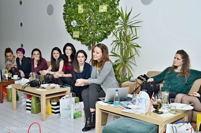 December Beauty Bloggers Meeting 3 Corina Coman