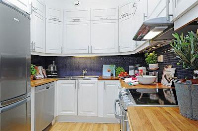 dapur cantik30 30 Ide Desain Dapur yang Cantik dan Menarik