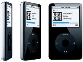 apple ipod video 30 go. Black Bedroom Furniture Sets. Home Design Ideas